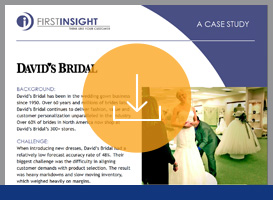 Download David's Bridal Case Study