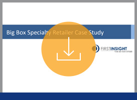 Download Big Box Retailer Case Study