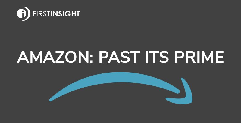 Amazon Past Its prime