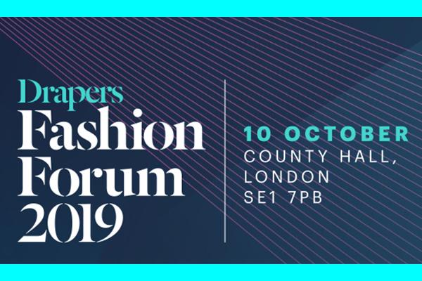 Drapers Fashion Forum 2019