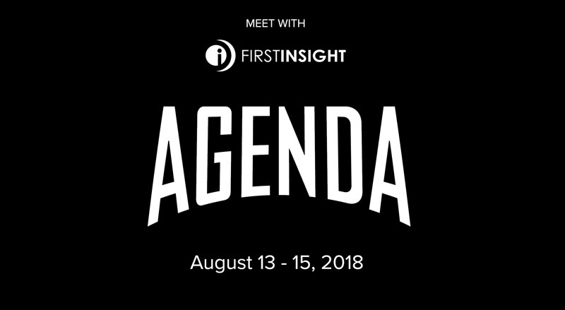 First Insight at Agenda Vegas 2018