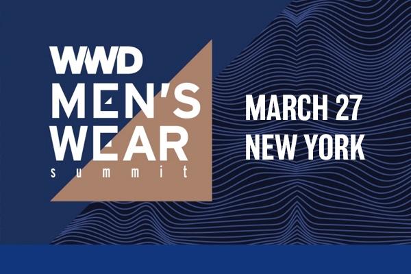 WWD Menswear Summit Event Card