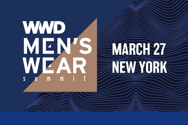 WWD Menswear Summit Event Card