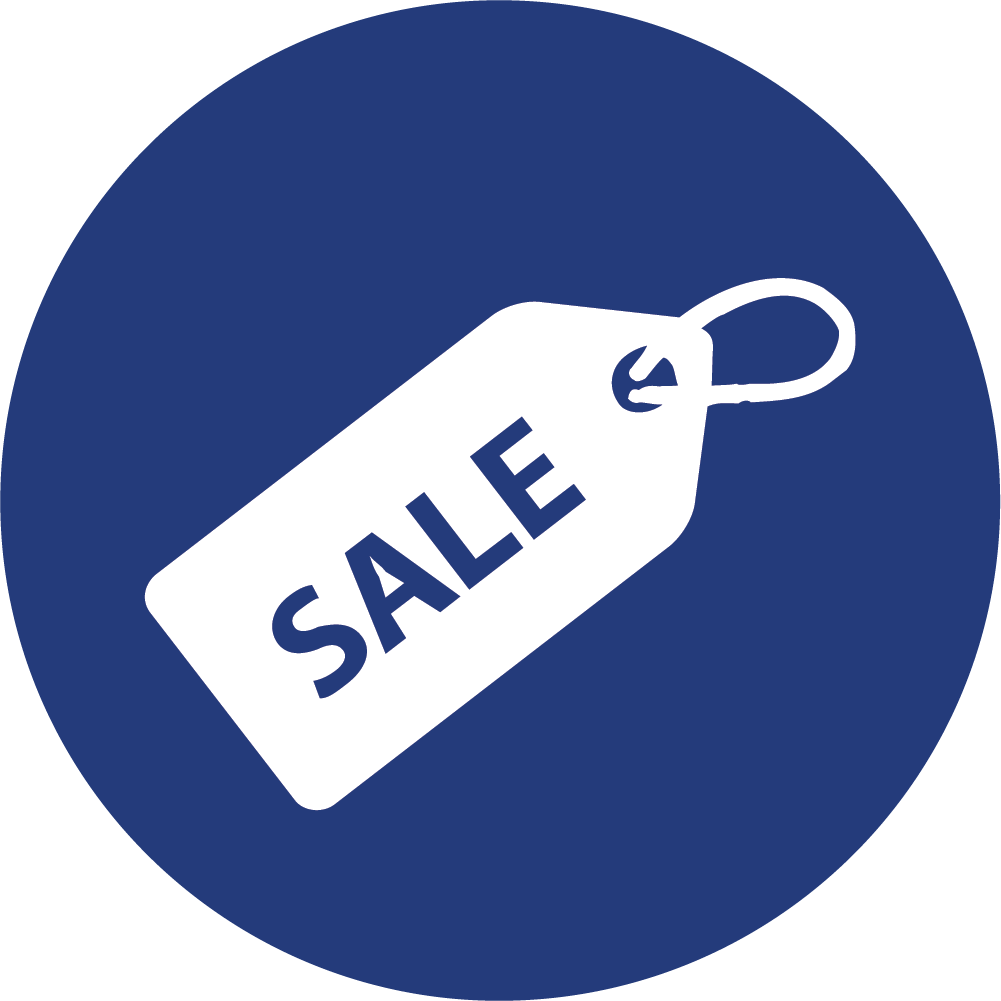 Reduce Markdowns Icon