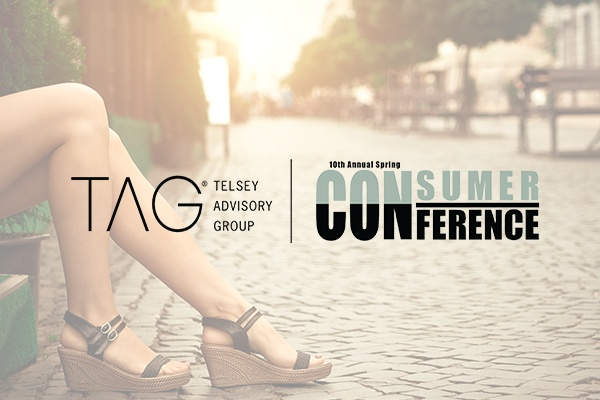Telsey Advisory Group Consumer Conference Event Cover