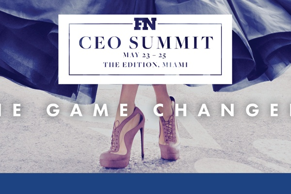 Footwear News CEO Summit 2017 Event Cover