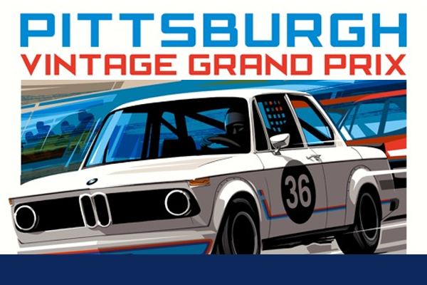 Pittsburgh Vintage Grand Prix Event Image