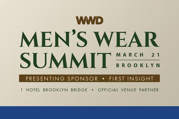 WWD Men's Wear Banner