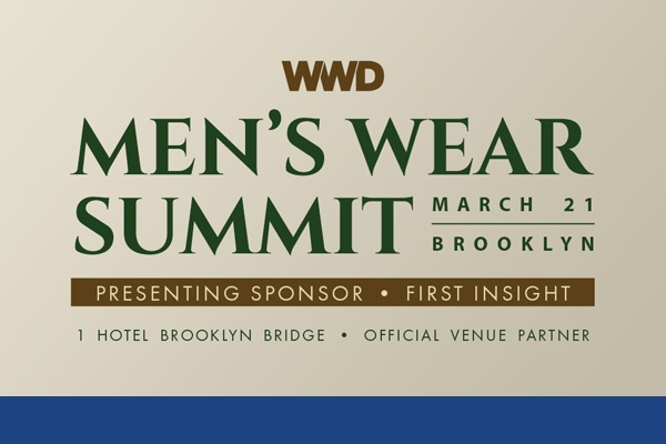 WWD Men's Wear Banner