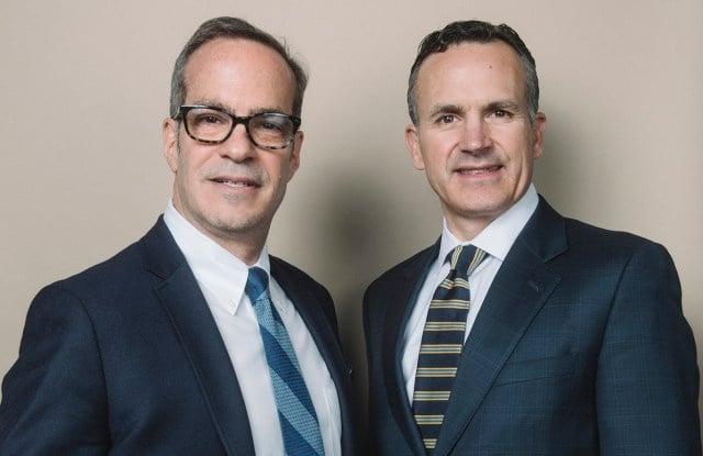 David Katz and Jim Shea
