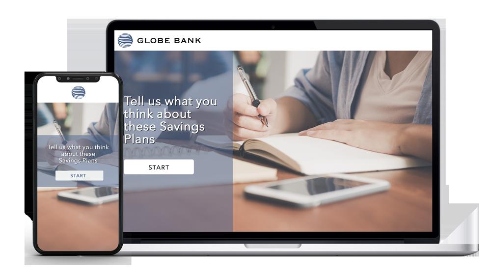 Banking-Landing-Page-Game