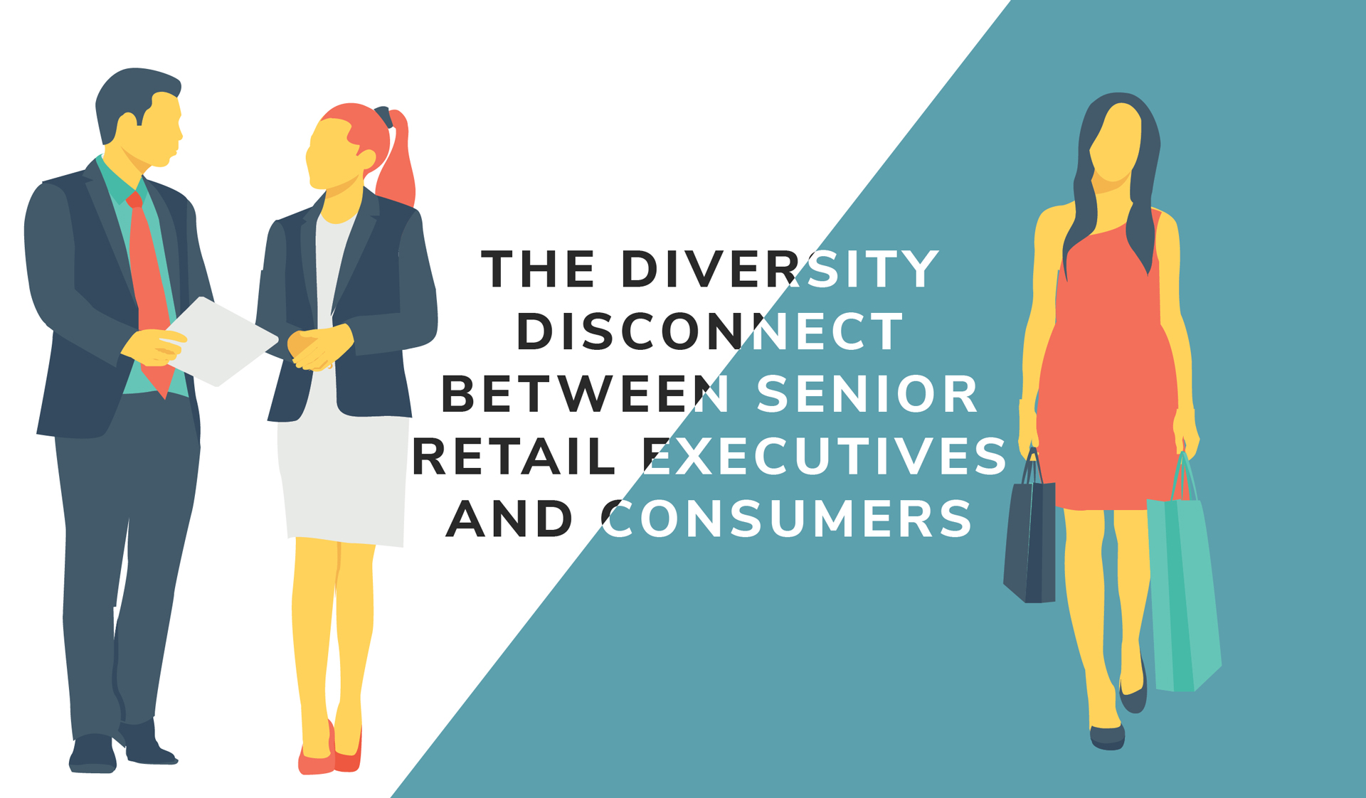 First Insight Survey Finds Significant Disconnect Between Senior Retail Executives and Consumers on Diversity and Inclusion