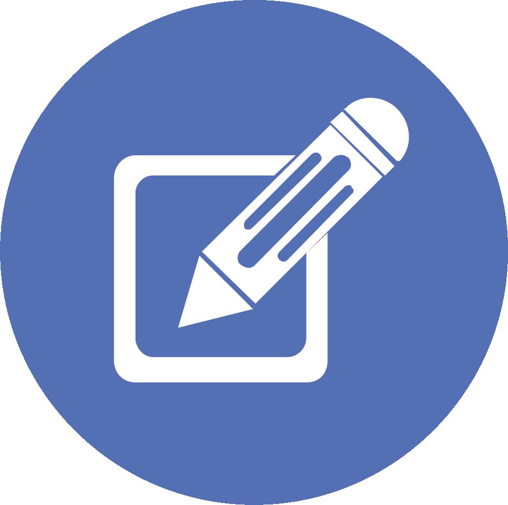 Modify designs icon