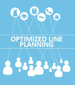 Optimized Line Planning